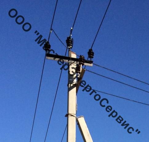 Монтаж сип 6/10 кв электроснабжение скс