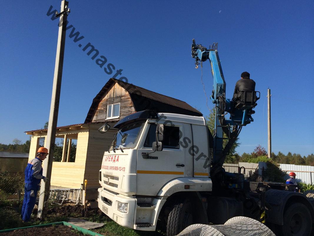 Электроснабжение предприятий установка опор лэп когда нужен прое кт на электроснабжение жилого дома